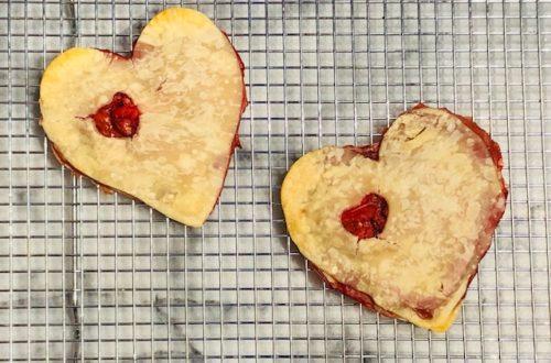 #recettesfamille #recettesansnoix #recettesansarachide #tarte #tarteauxfraises #valentin #recettedessert #recettetarte #fraise #fraises